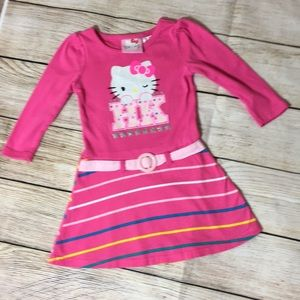 Toddler Hello Kitty Dress ( Q2003)